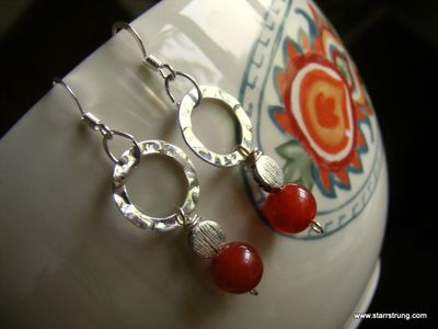 Cherry Pop earrings