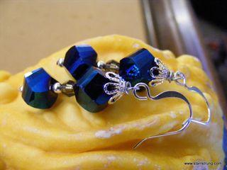 Irie Moon earrings